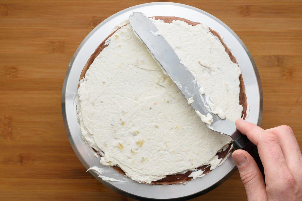 Chocolate crepes cake recipe - SunCakeMom