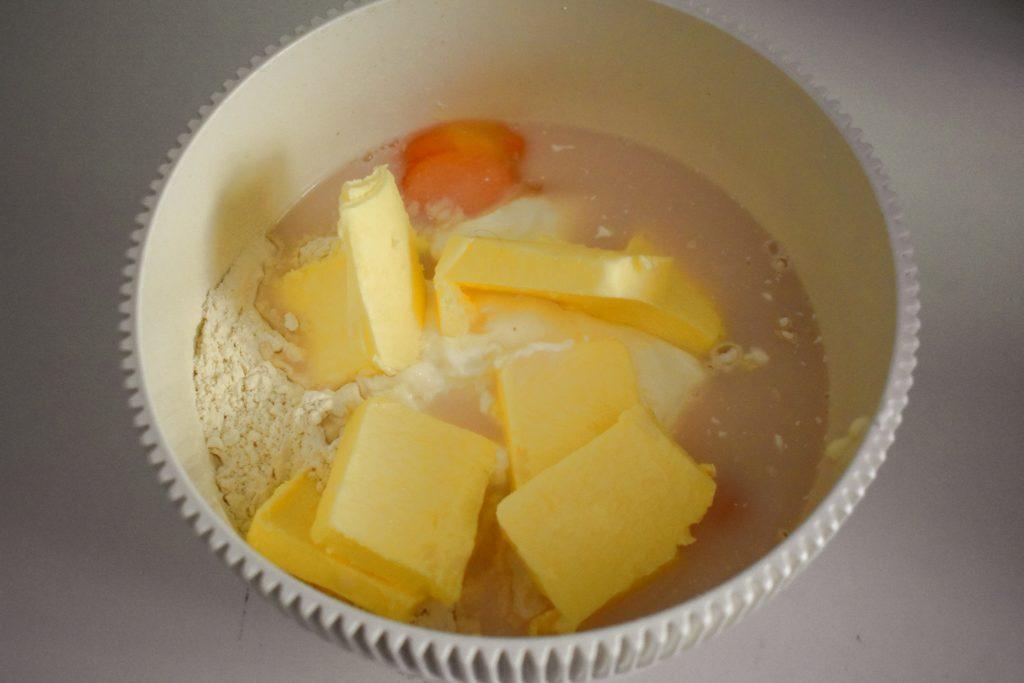 Cheese-scone-recipe-process
