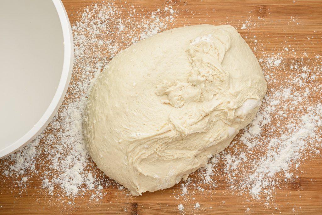 Fresh yeast dough - SunCakeMom