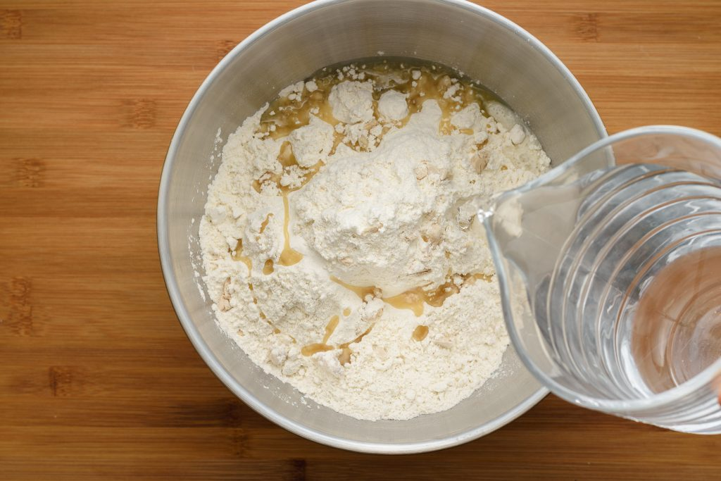 Freash yeast dough - SunCakeMom