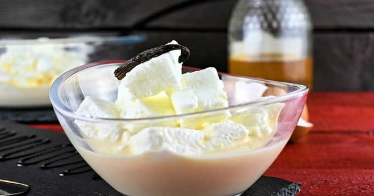 Floating Island Recipe Straight From Heaven