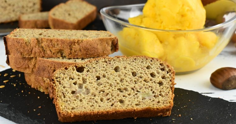 Gluten Free Chestnut Bread Recipe