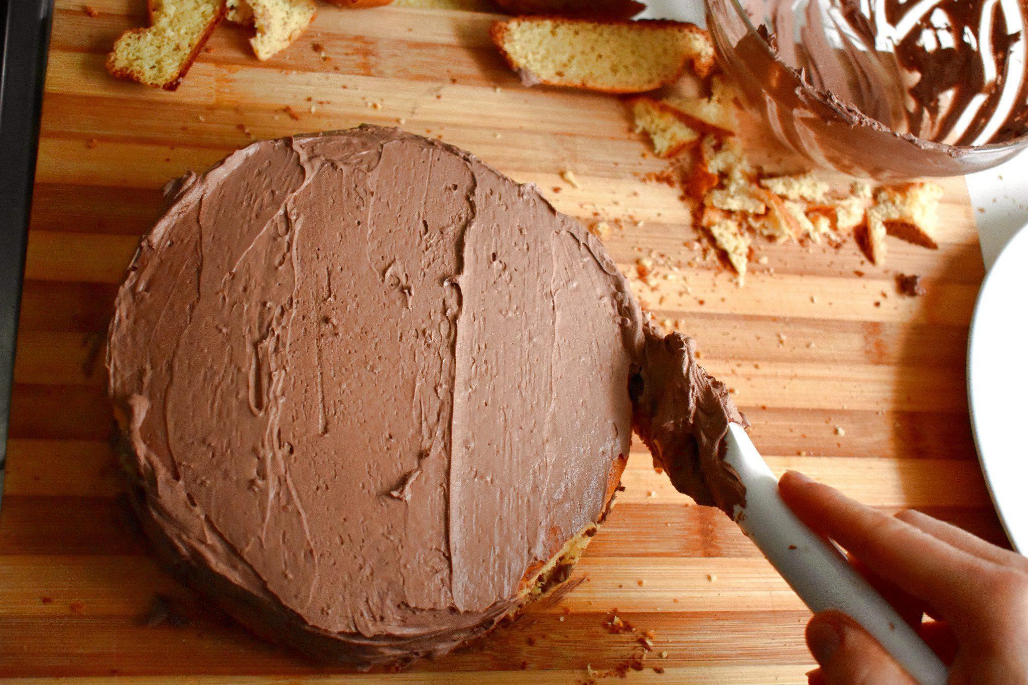 Gluten-free-almond-cake-process-7-SunCakeMom