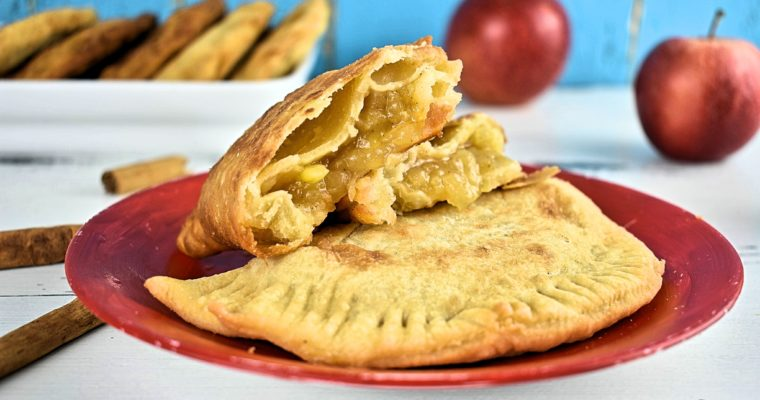 Sugar Free Apple Turnovers