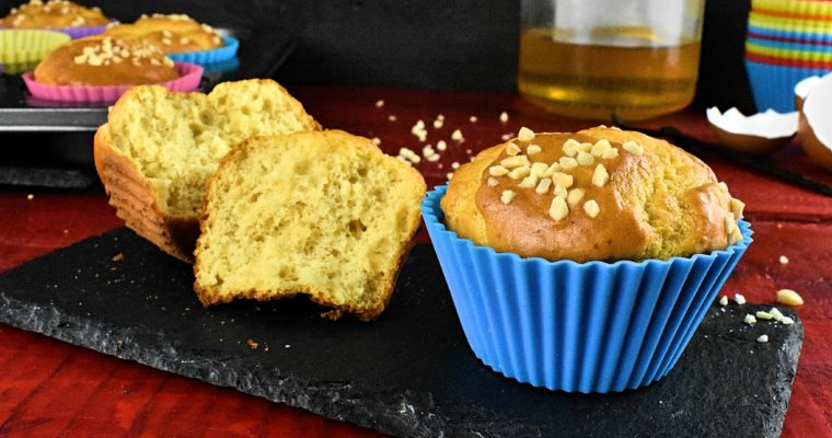 Vanilla Low Carb Muffins