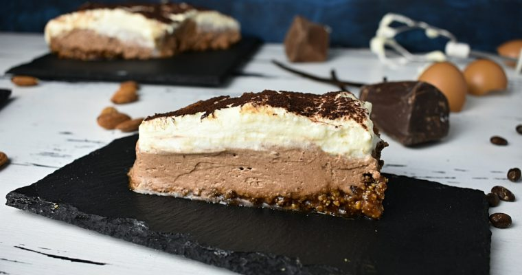 SunCakeMom Tiramisu | Healthy Tiramisu Recipe – Chocolate Cheesecake