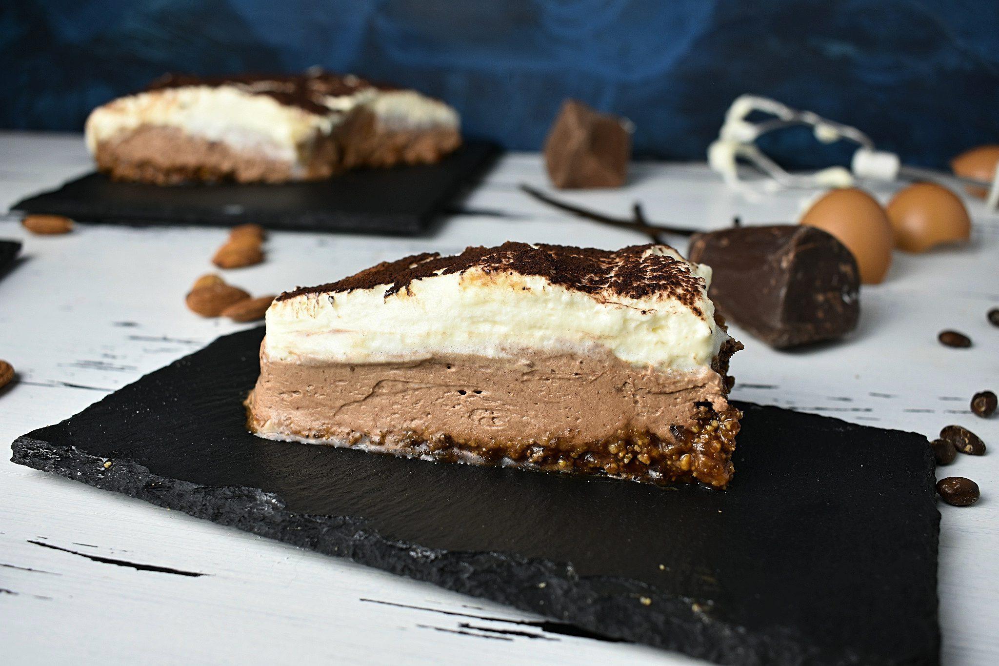 SunCakeMom Tiramisu | Healthy Tiramisu Recipe – Chocolate Cheesecake