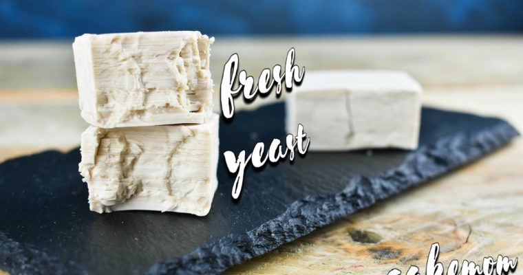 How to bake with yeast