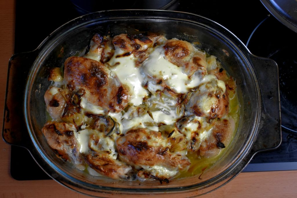Cauliflower-chicken-casserole-process-11-SunCakeMom