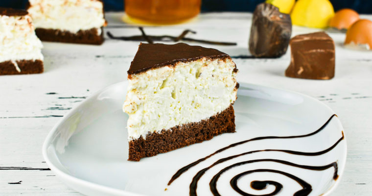 Cottage Cheese Chocolate Cake