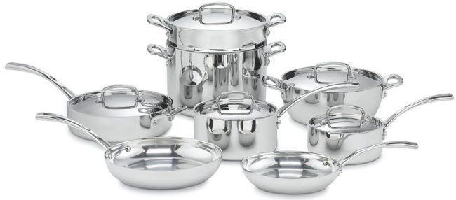 The-Best-Cookware-set-Cuisinart-FCT-13-French-Classic-Tri-Ply-Stainless-Review-SunCakeMom