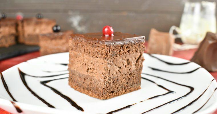 Triple Chocolate Mousse Cake Recipe – Rigo Jancsi Cake