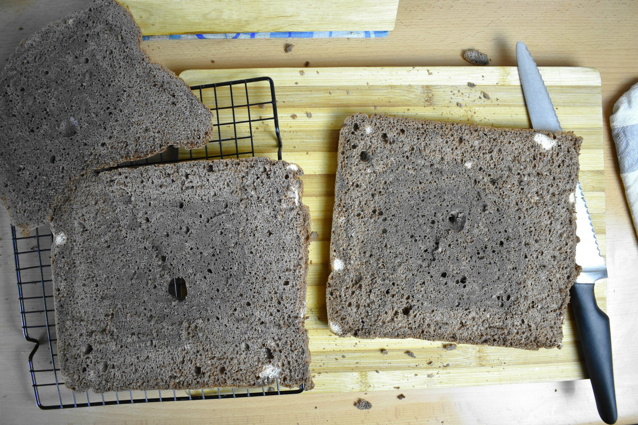 Triple-chocolate-mousse-cake-recipe-rigo-jancsi-process-19-SunCakeMom