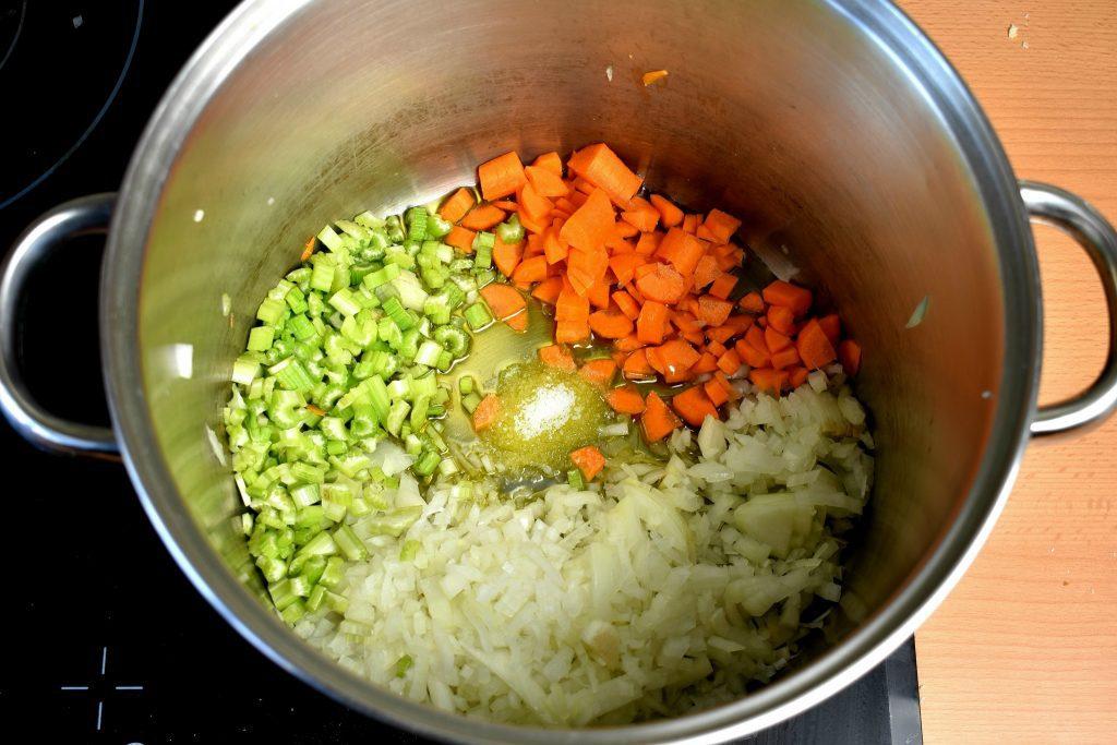 White-bean-soup-navy-bean-soup-process