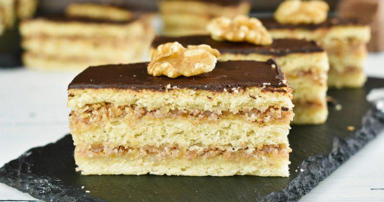 Gerbeaud cake