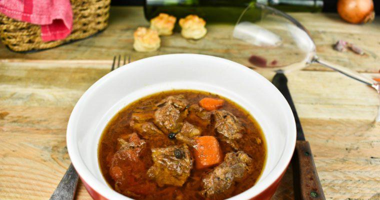 Best Beef Stew Recipe – Beef Goulash