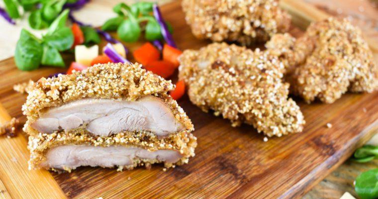 Gluten Free Fried Chicken Recipe