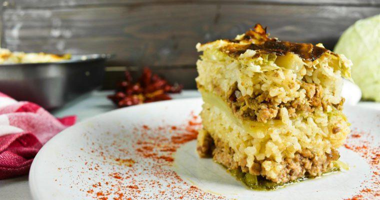 Savoy Cabbage Recipe – Gluten Free Casserole