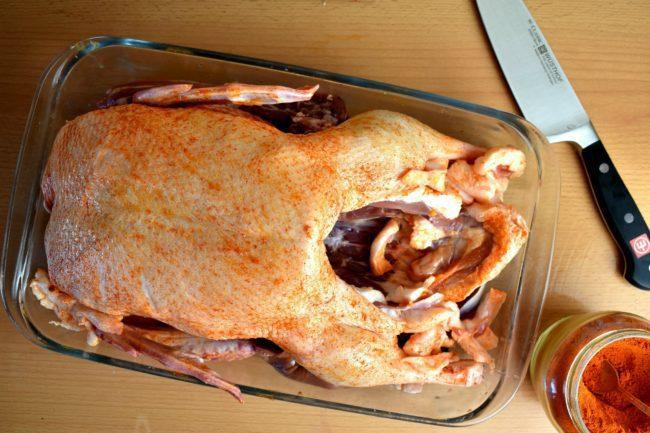 Slow-Roast-Whole-Duck-Recipe-Process