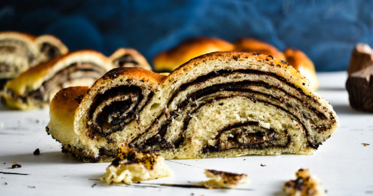 Braided Bread Recipe with Chocolate Filling