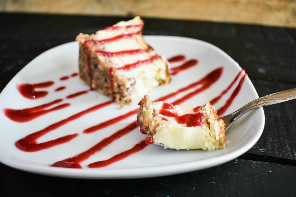 Low Carb Cheesecake Recipe – Sugar Free Keto Cheesecake-1-SunCakeMom