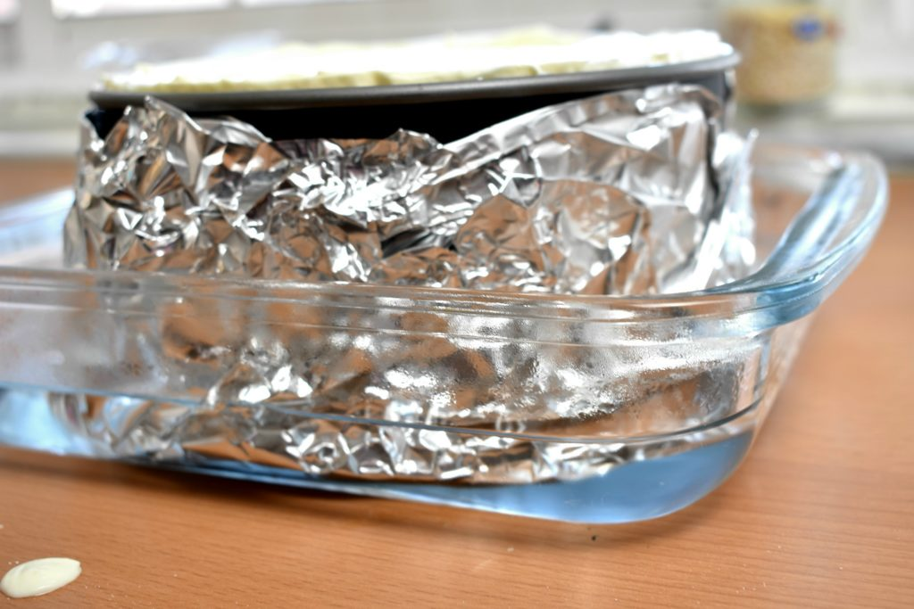 Low Carb Cheesecake Recipe – Sugar Free Keto Cheesecake-Process-10-SunCakeMom