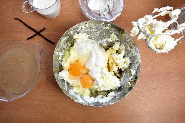 Low Carb Cheesecake Recipe – Sugar Free Keto Cheesecake-Process-3-SunCakeMom