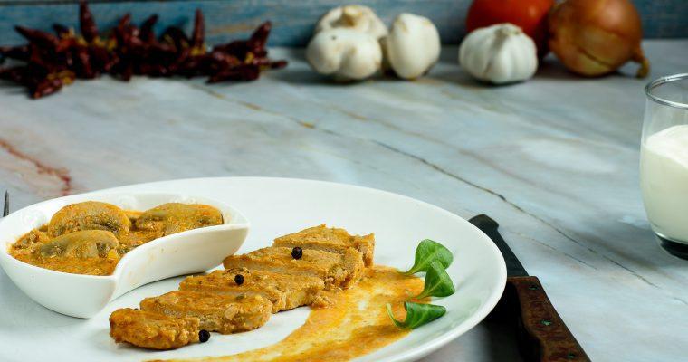 Mushroom Pork Chop Recipe
