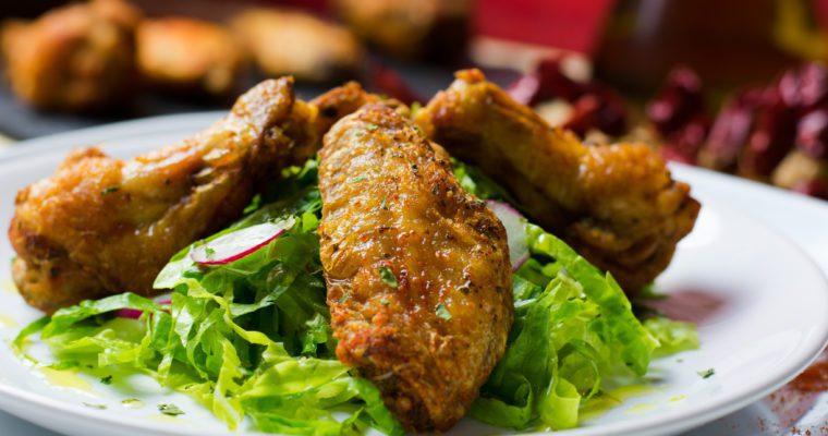 Chicken Wings Recipe | Fried
