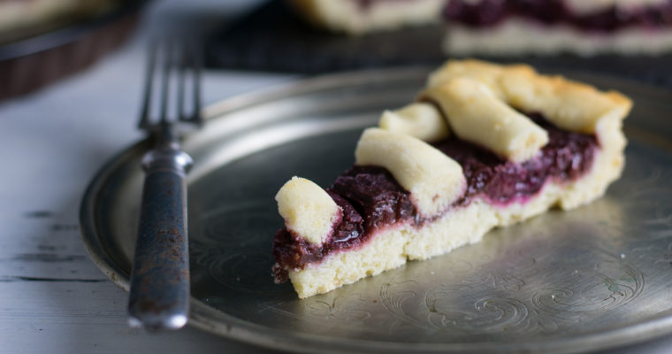 Gluten Free Cherry Pie Recipe [Sugar Free]