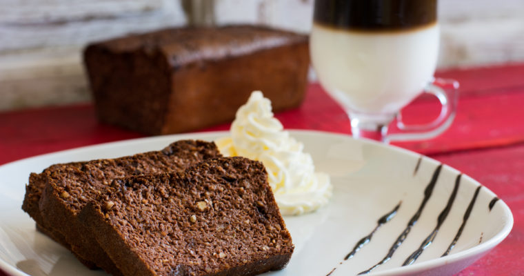 Chocolate Banana Bread Recipe [Sugar Free]