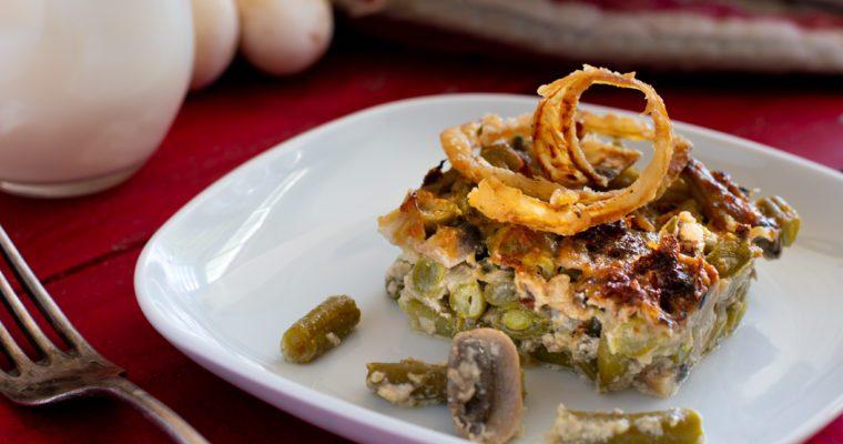 Green Bean Casserole Recipe From Scratch