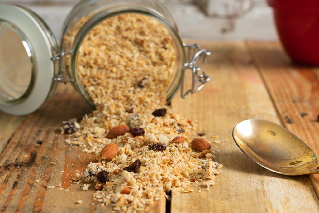 Sugar-free-healthy-granola-recipe-1-SunCakeMom