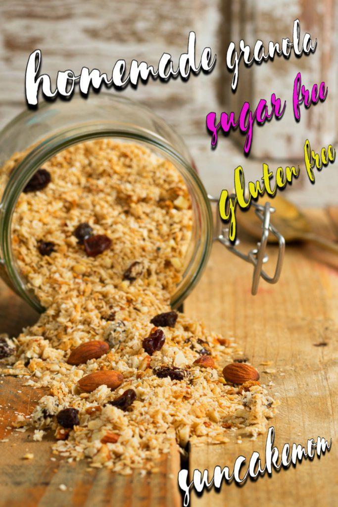 Sugar-free-healthy-granola-recipe-Pinterest-SunCakeMom