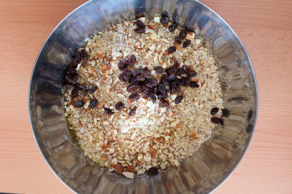 Sugar-free-healthy-granola-recipe-Process-3-SunCakeMom