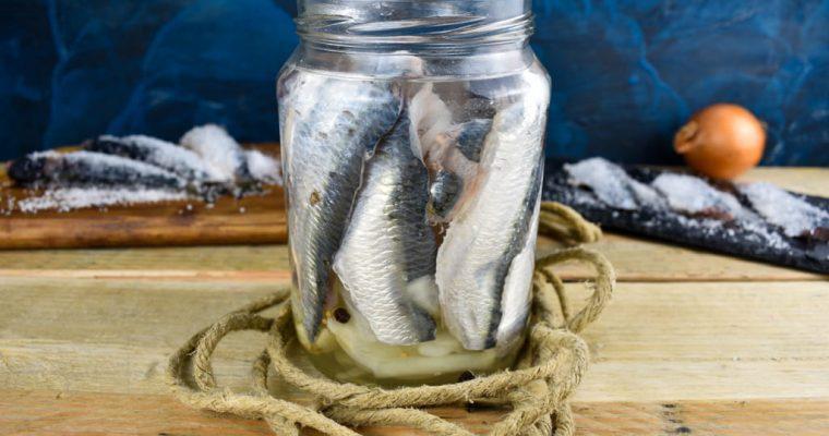 Pickled Herring Recipe