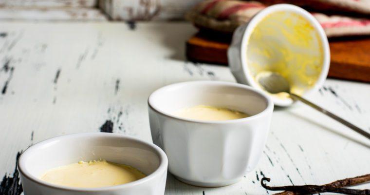 Keto Crème Brûlée Recipe