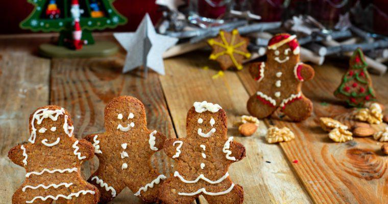 Gluten Free Gingerbread – Keto