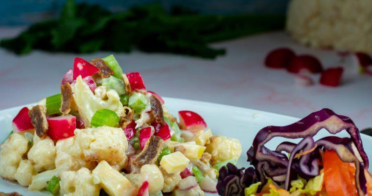 Loaded Cauliflower Salad Recipes