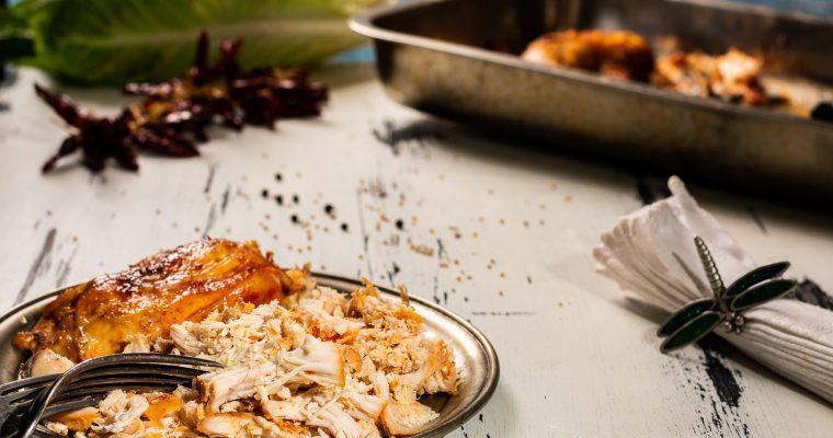 Pulled Chicken Recipe