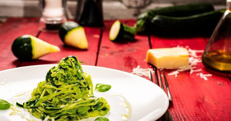 Zucchini Noodles A.K.A Zoodles Recipe
