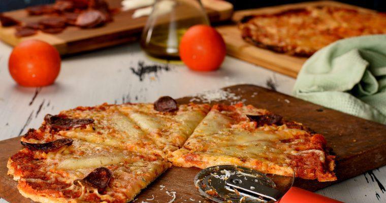 Low Carb – Keto Pizza Recipe