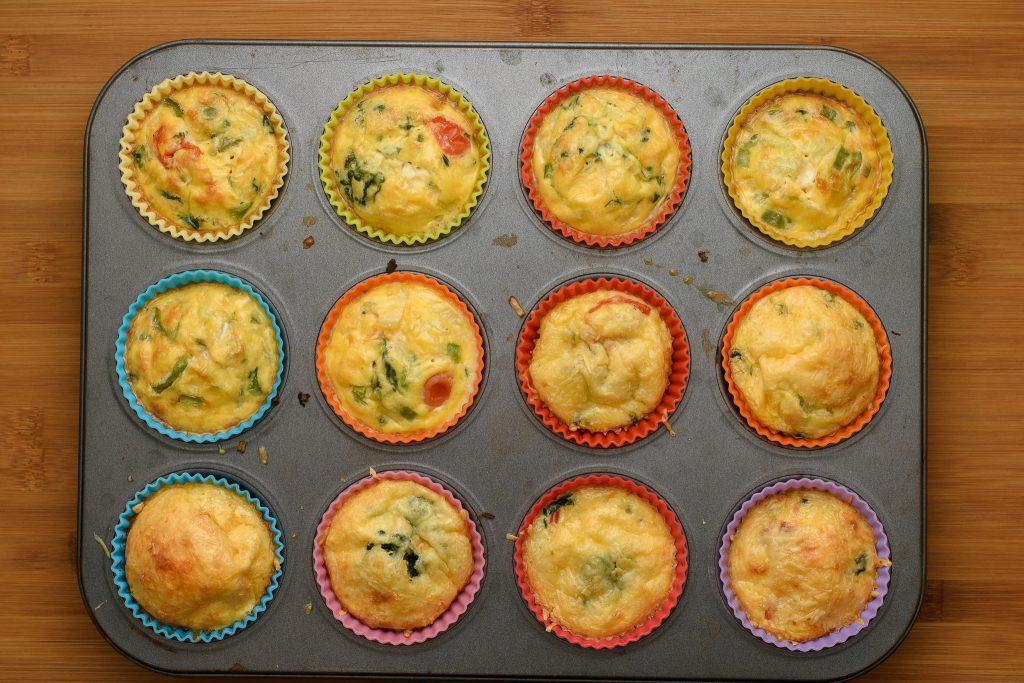 Egg muffin recipe - SunCakeMom