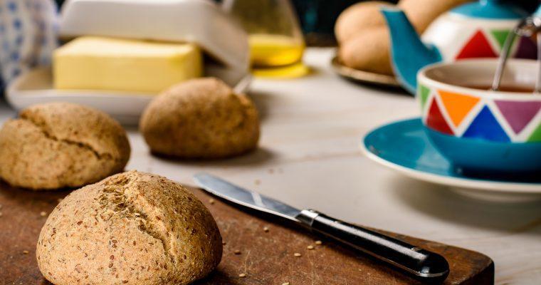 Keto Bread Roll Recipe
