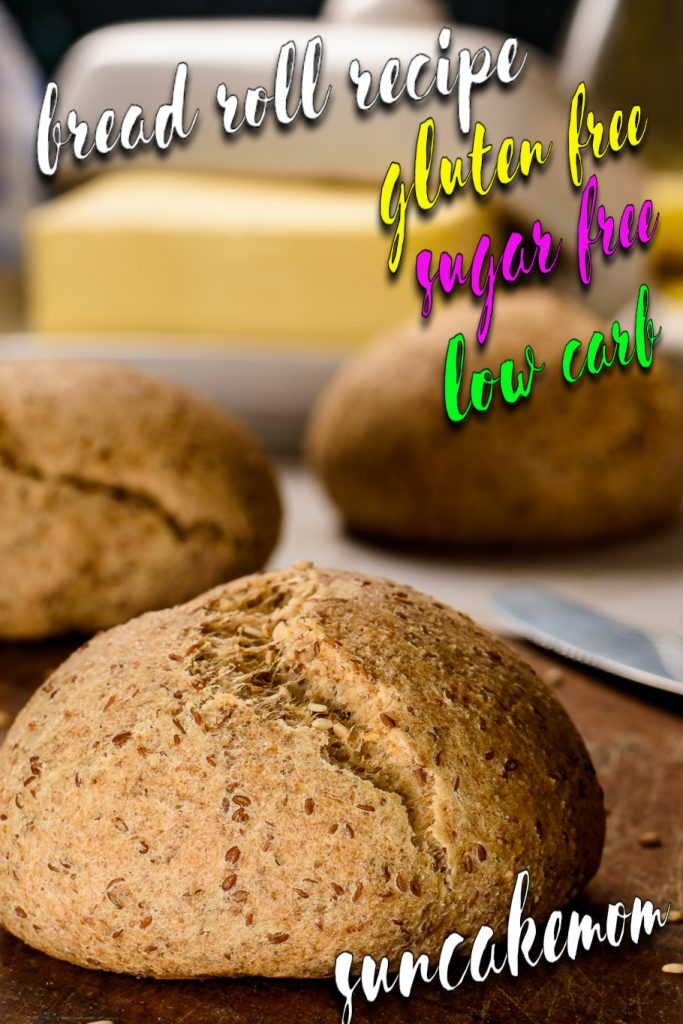 Keto Bread Roll Recipe Suncakemom