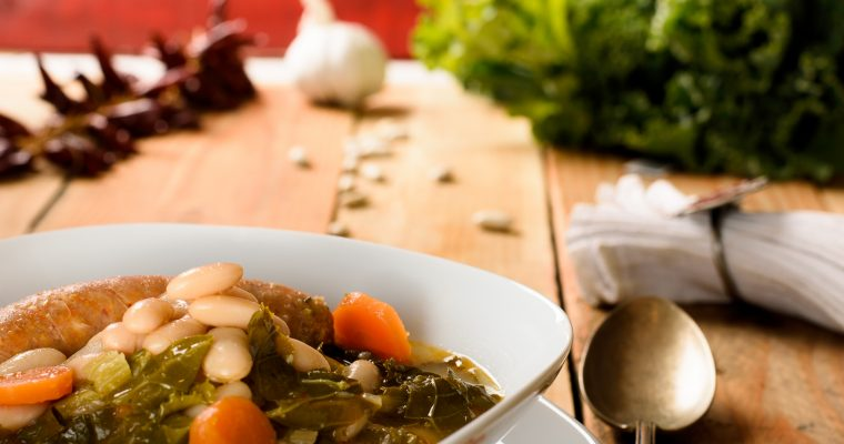 Sausage Kale Soup Recipe