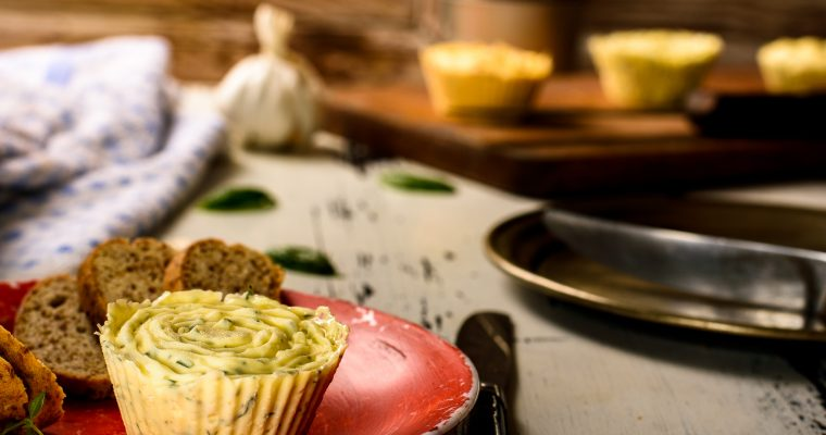 Herb – Compound Butter Recipes