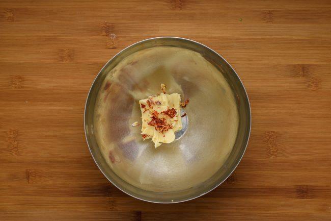 Compound butter - Herb butter - Flavored butter - SunCakeMom