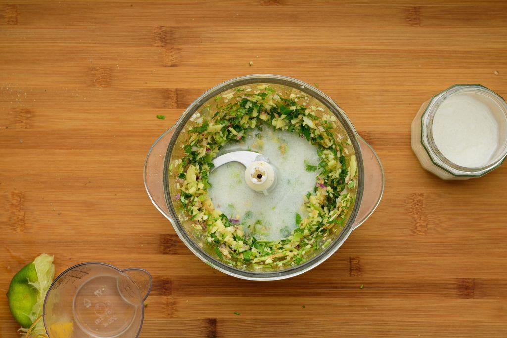 Green Thai Curry Paste Recipe - SunCakeMom