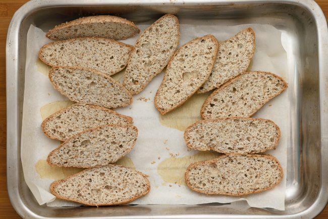 Keto garlic bread recipe - SunCakeMom